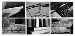Step by Step - Coffret Prestige # 1, 1973 Minimalist Black and White Photography