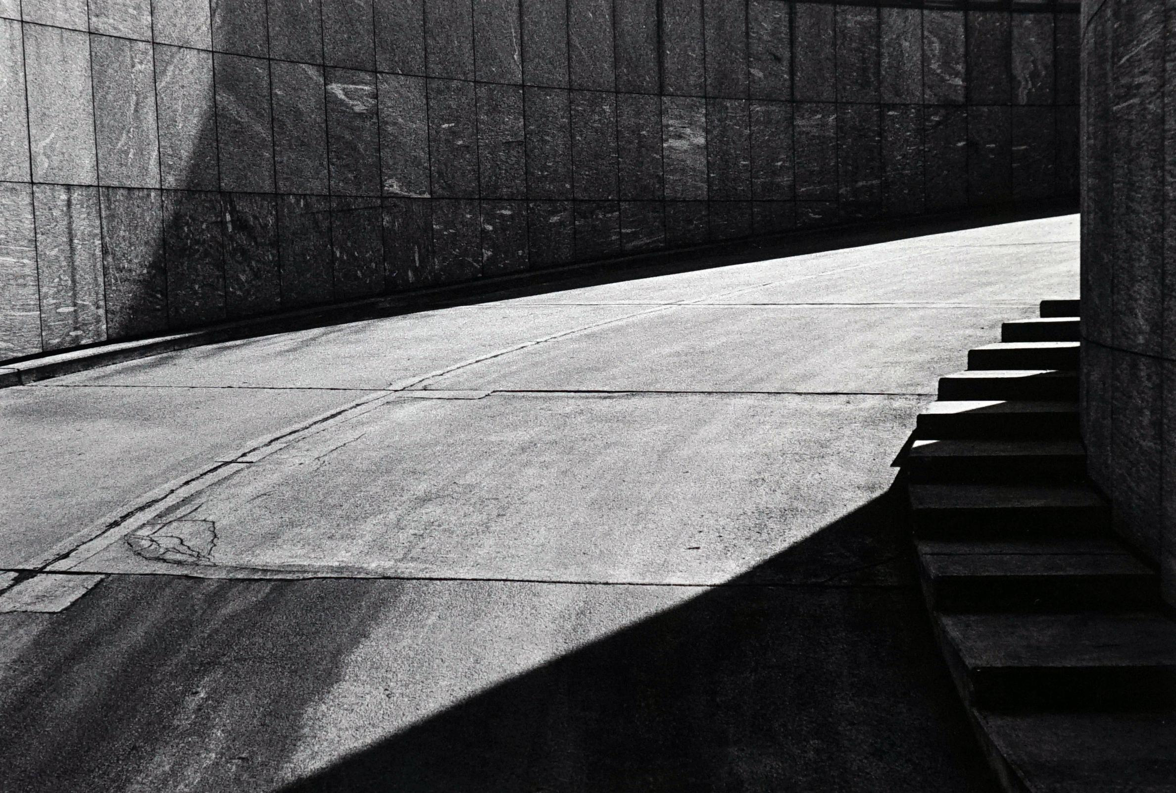 Step by Step - Off-Print # 2 - 1979 - Minimalist Black & White Photography