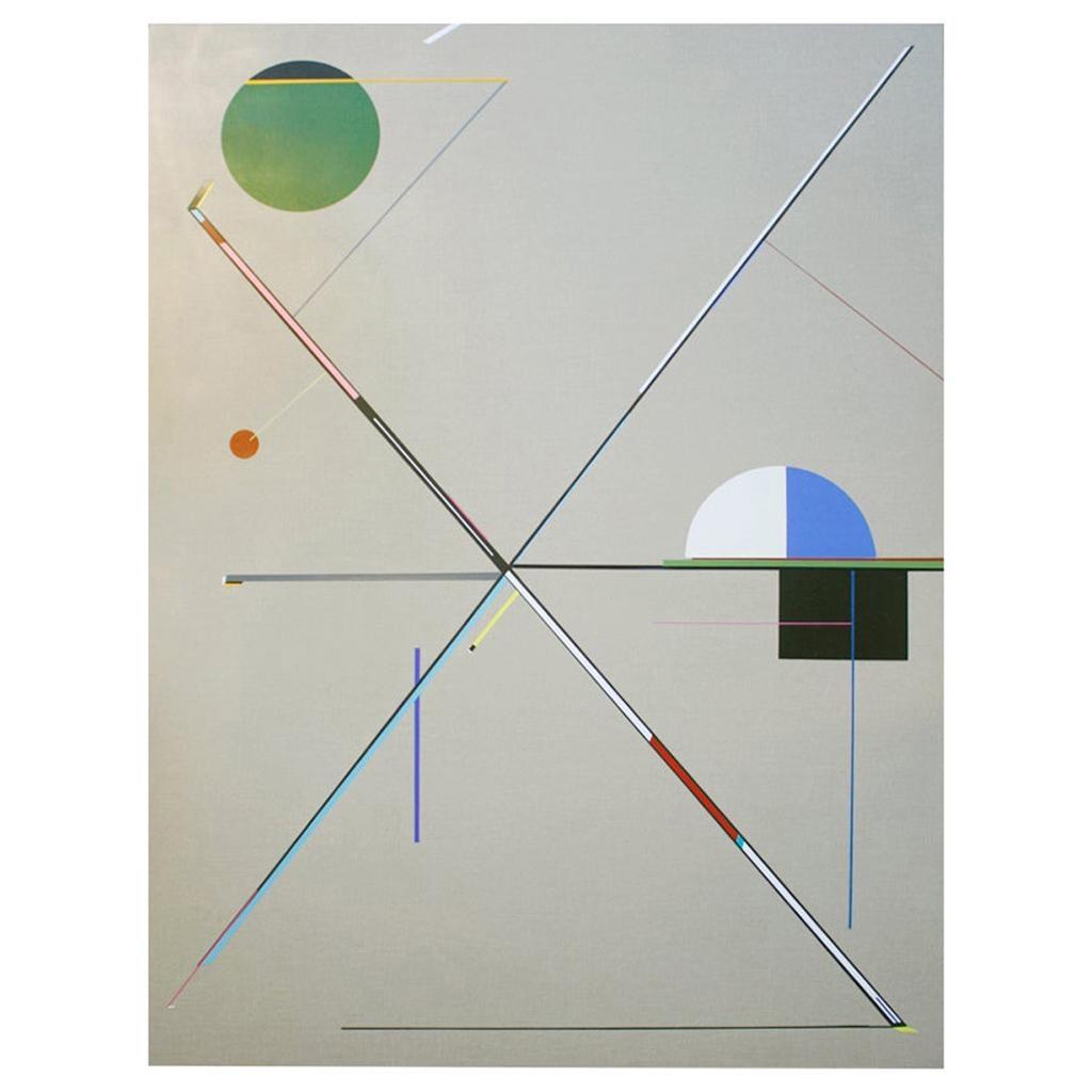 Jorge Cabieses, «Estados de un Cuerpo VIII», Artwork, 2019