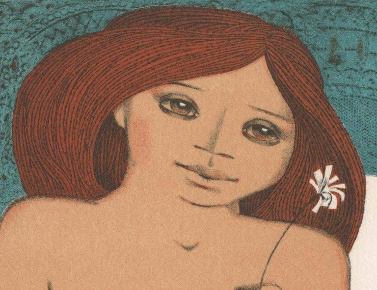 Jugentud (Youth) - Print by Jorge Dumas