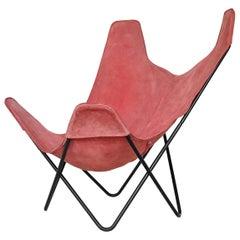 Jorge Hardoy Ferrari Butterfly Chair Knoll, USA, 1970