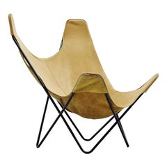 Jorge Hardoy Ferrari Butterfly Chair Knoll, USA, 1970