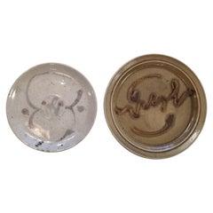 Jorge Wilmot Set of 2 Stoneware Dishes