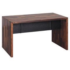 Jorge Zalszupin Foldable Rosewood Desk, Vintage Brazilian Design