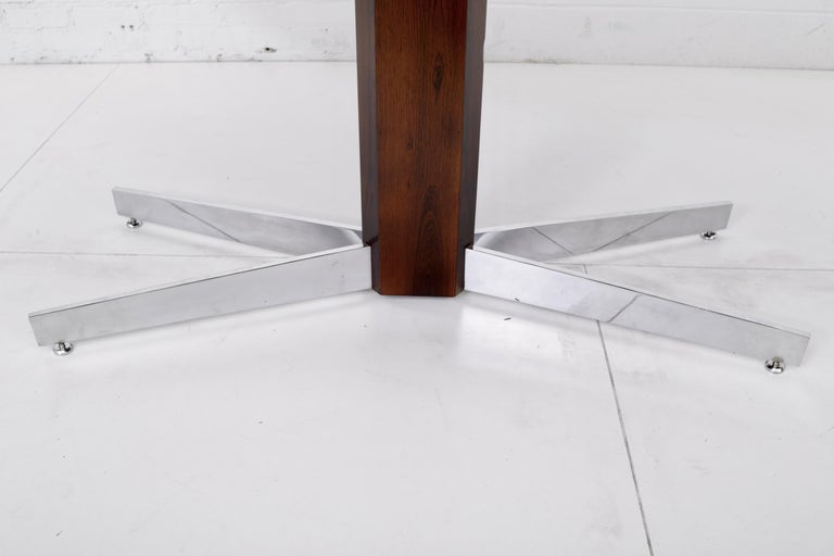 Jorge Zalszupin for L'Atelier Jacaranda Dining Table, Brazil, 1960 In Excellent Condition For Sale In Chicago, IL