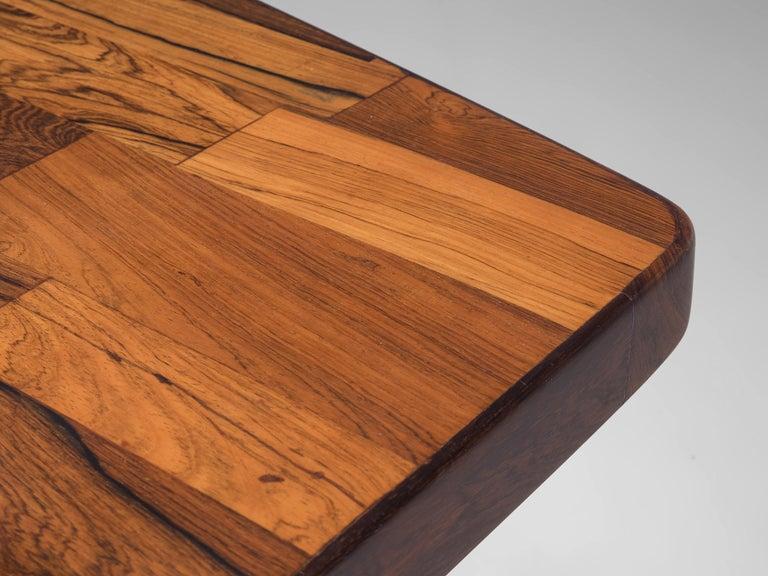 Jorge Zalszupin Large 'Guanabara' Pedestal Dining Table For Sale 2