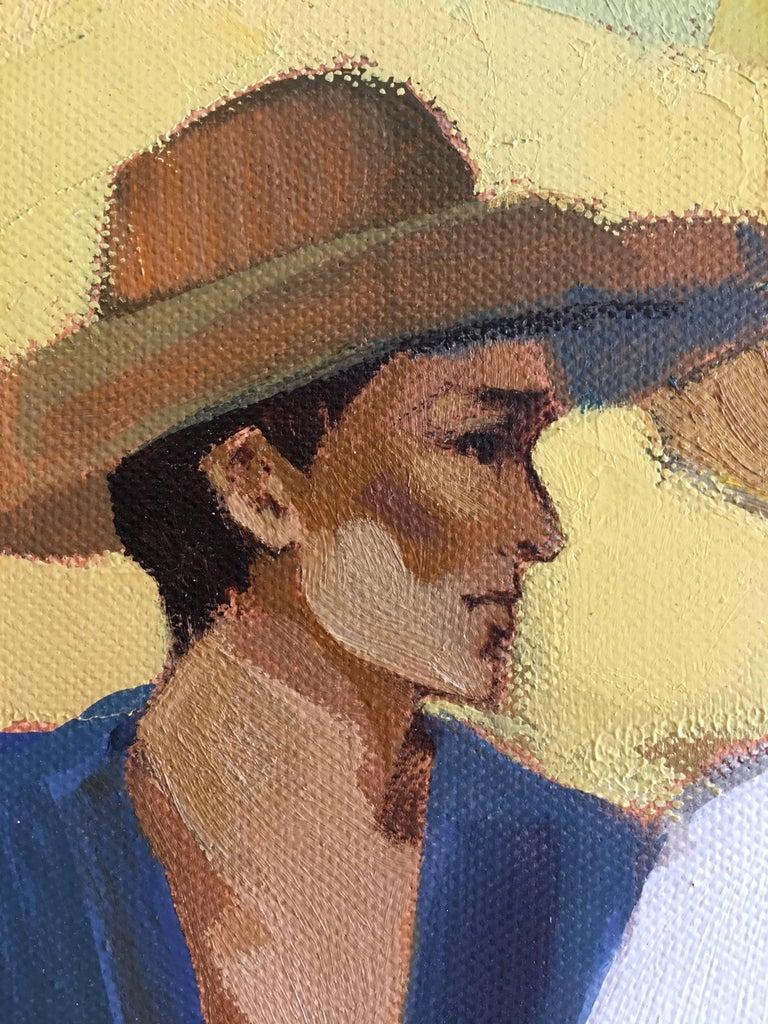 After summer - Painting by Jori Duran