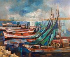 Barques et lamparos
