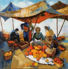 """Citrus fruits market"""