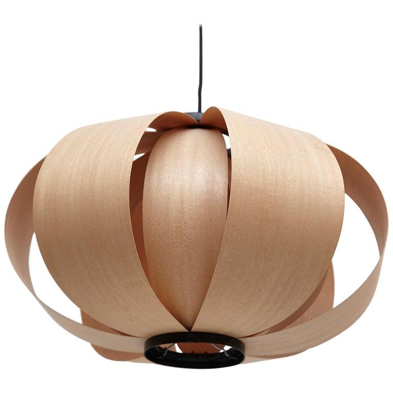 "José Antonio Coderch Lamp ""Disa"" with Original Packaging, circa 1950 For Sale"