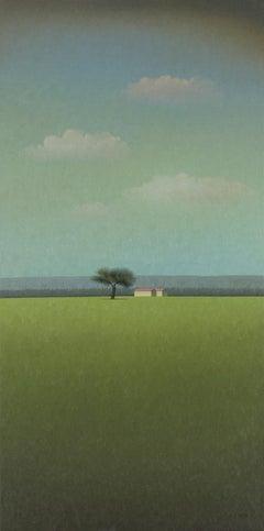 Cielo con Nubes. By Jose Basso.