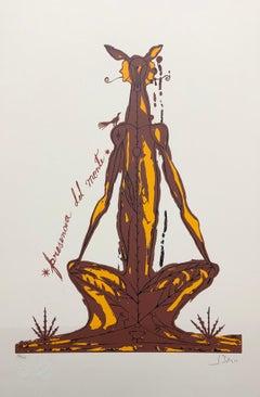 Jose Bedia, New Works 5, 2019, Cuban Art Master 80 Generation Volumen Uno