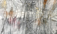 Mindscape 2018 Grey and white 32 X 52