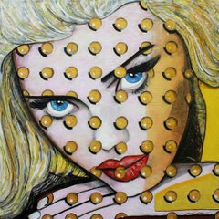 "Contemporary Portrait of Woman / ""Ana Luisa"""