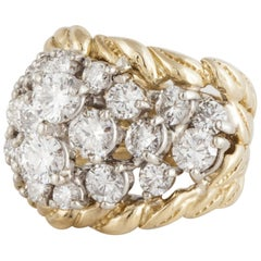 Jose Hess Diamond Ring