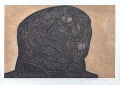 Marquez de Sade from the Intolerance Portfolio, 1989, by Jose Luis Cuevas