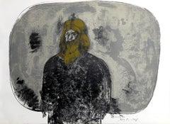 Rasputin, Lithograph by Cuevas 1968
