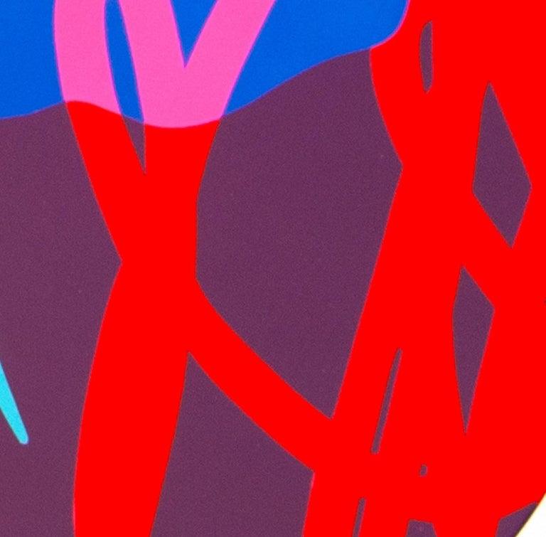 Jose Palacios, Skylight 1, Mixed media on board, 2020 - Pop Art Mixed Media Art by Jose Palacios
