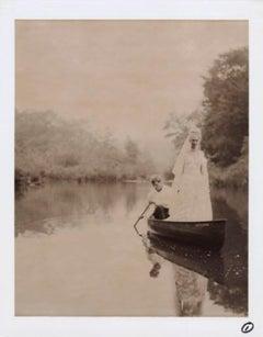 """Brides Magazine, Canoe"", Bedford, NY, 2003"