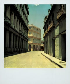 """""""Obispo Street #1"""", Cuba, 1994"""
