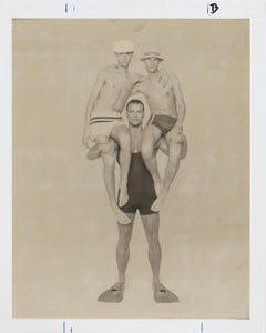 """Untitled (Boys on Shoulders)"", New York, NY, 1995"