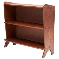 José Zanine Caldas 'Attribute' Small Bookcase, Brazil, 1960s