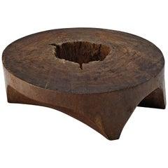José Zanine Caldas Exceptional Coffee Table in Brazilian Hardwood
