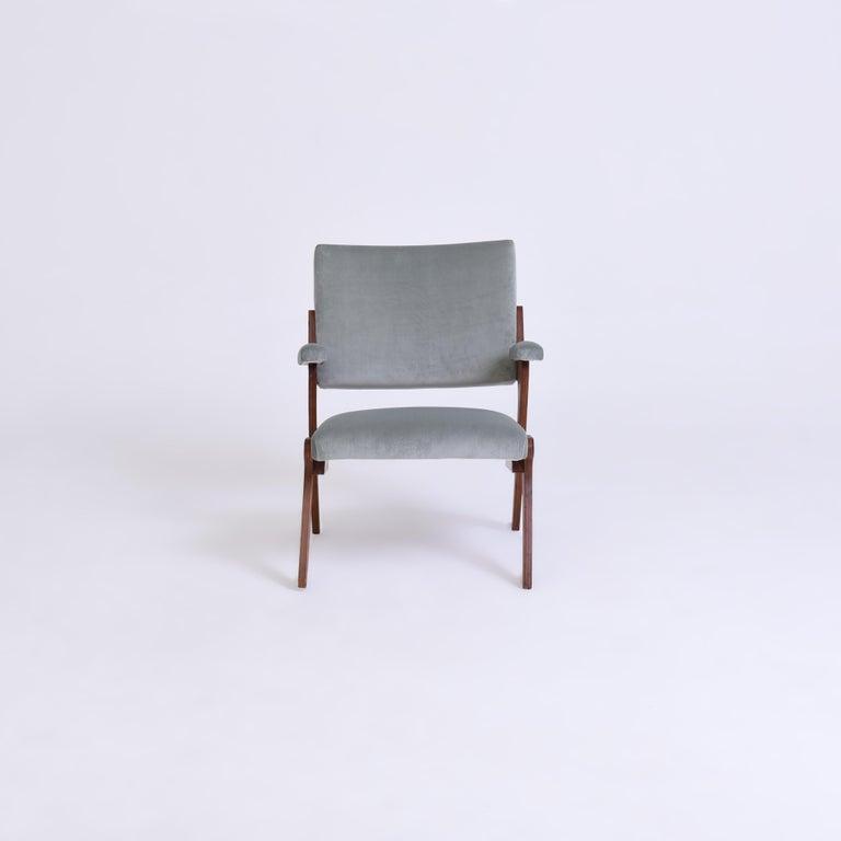 Brazilian José Zanine Caldas Midcentury Armchair, Brazil, 1950s For Sale