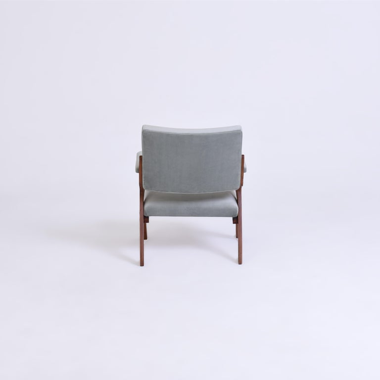 José Zanine Caldas Midcentury Armchair, Brazil, 1950s In Good Condition For Sale In Beirut, LB