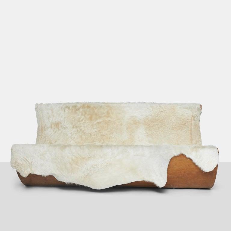 Brazilian Jose Zanine Caldas Sofa For Sale