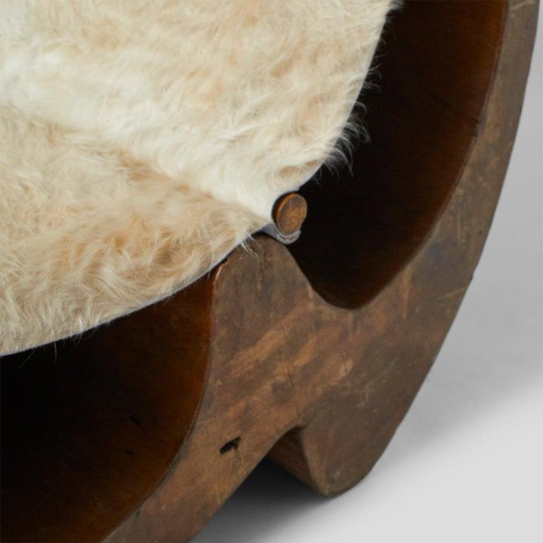 Cowhide Jose Zanine Caldas Sofa For Sale