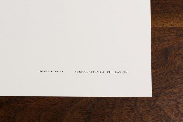 American Josef Albers