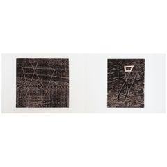 "Josef Albers ""Formulation : Articulation"" Portfolio II, Folder 20"