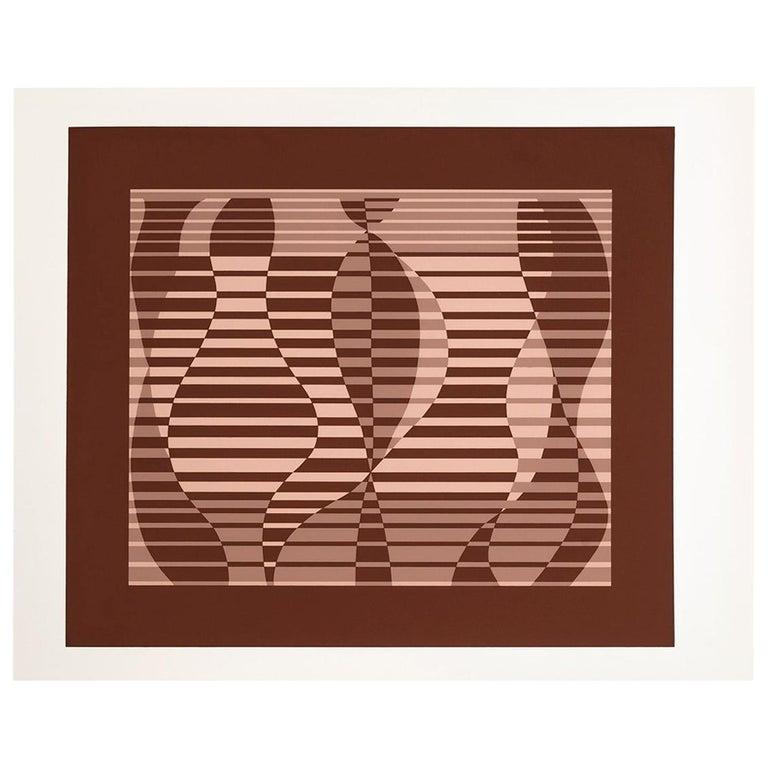 "Josef Albers ""Formulation : Articulation"" Portfolio II, Folder 22 For Sale"
