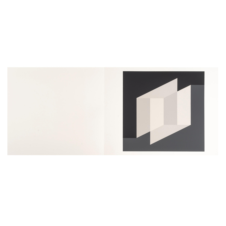 "Josef Albers ""Formulation : Articulation"" Portfolio II, Folder 26"