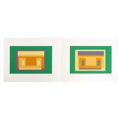"Josef Albers ""Formulation : Articulation"" Portfolio II, Folder 29"