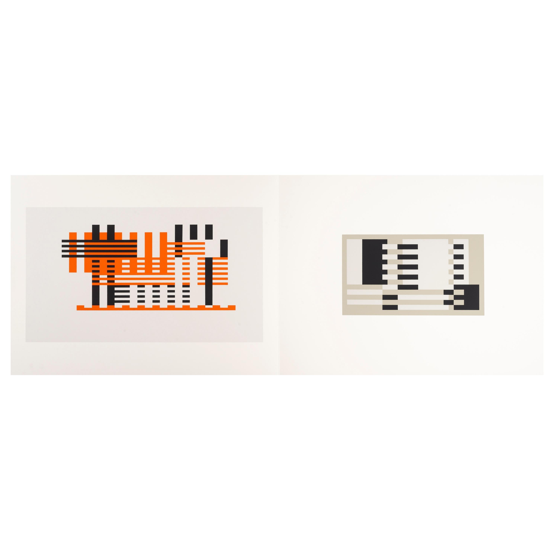 "Josef Albers ""Formulation : Articulation"" Portfolio II, Folder 31"