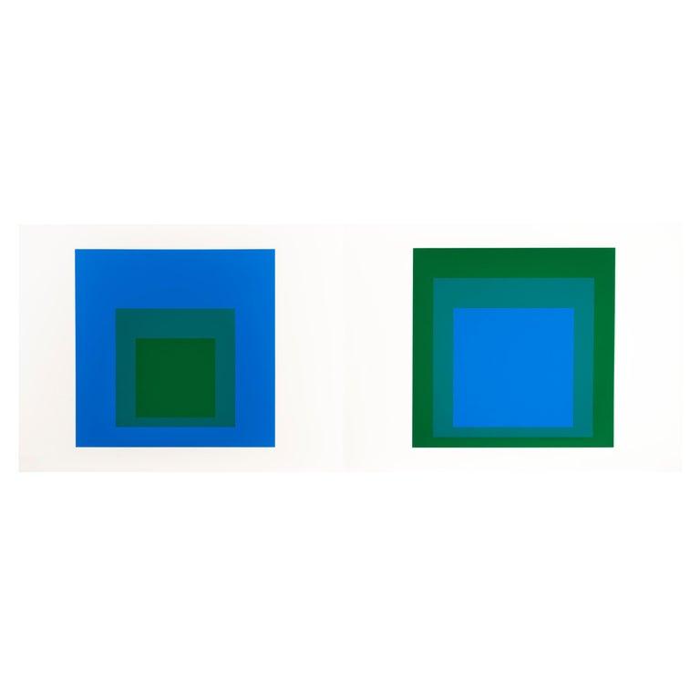 "Josef Albers ""Formulation : Articulation"" Portfolio II, Folder 33 For Sale"