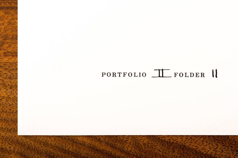 Mid-Century Modern Josef Albers Silk Screen Diptych For Sale