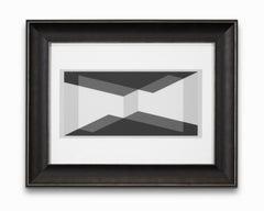"""Formulation: Articulation, Portfolio I, Folder 10"", Geometric Abstract Design"