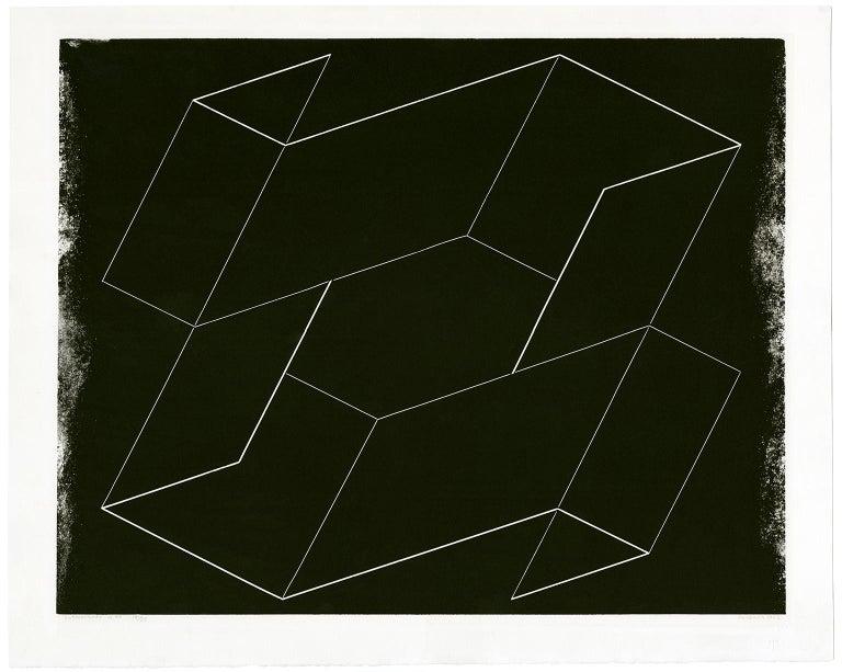 Interlinear K50 - Print by Josef Albers