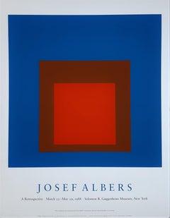 Josef Albers: A Retrospective