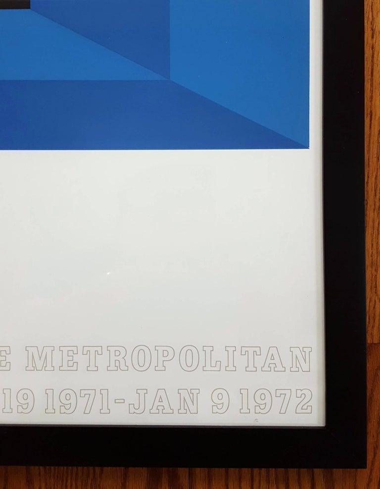 Josef Albers at the Metropolitan Museum of Art For Sale 1