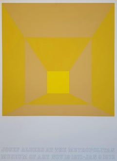 Josef Albers at the Metropolitan Museum of Art