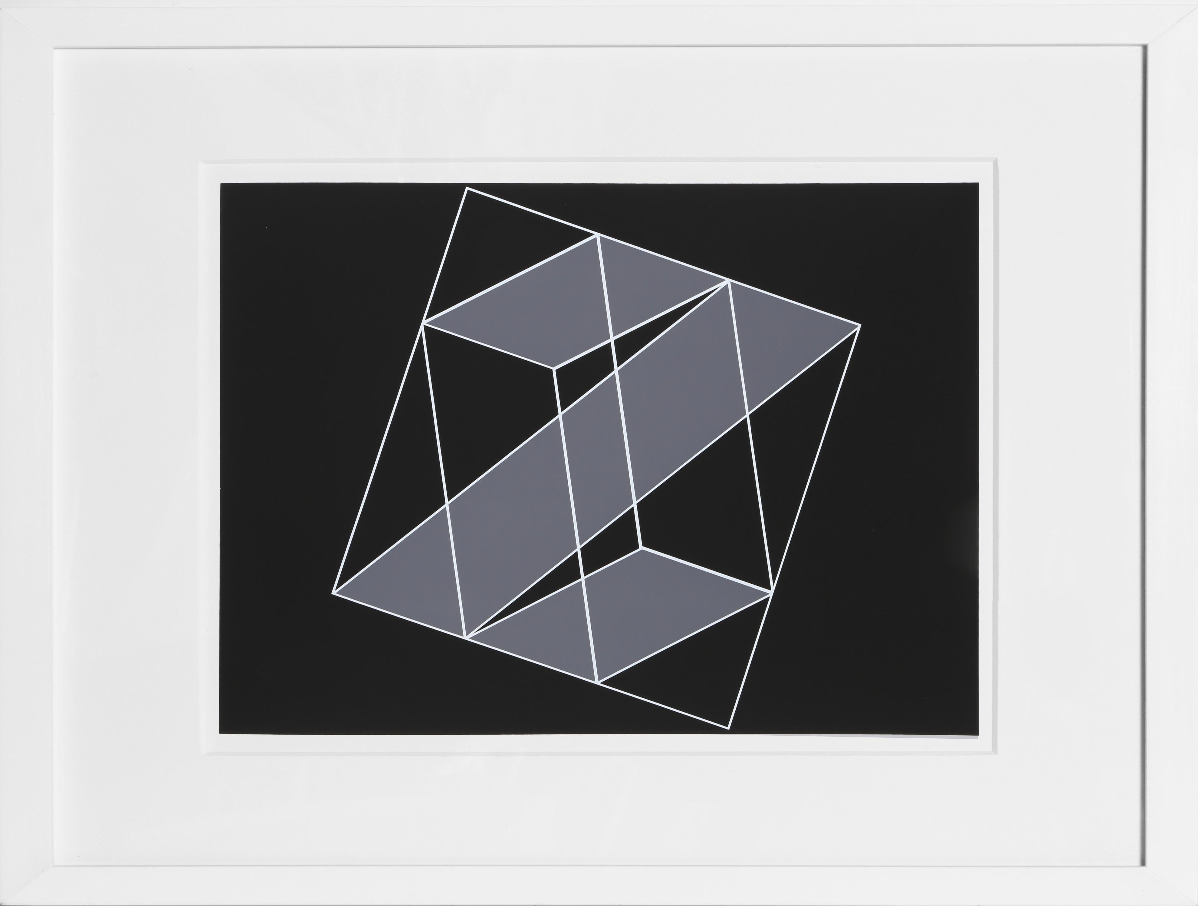 untitled 'Z' from Formulation: Articulation by Josef Albers