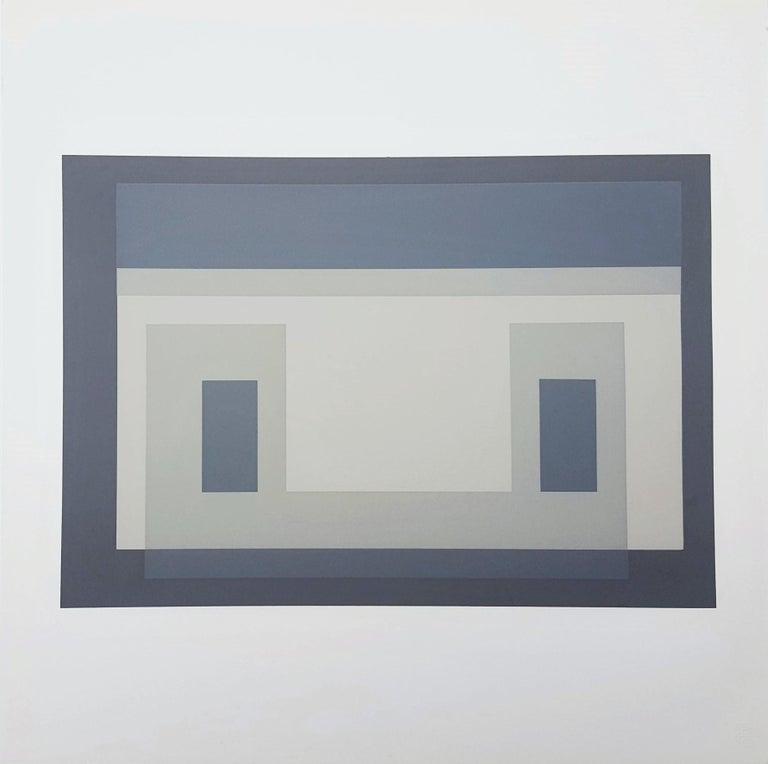 Variant III - Print by Josef Albers