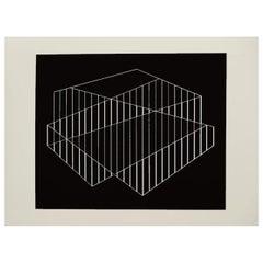 Josef Albers Silkscreen