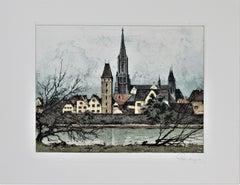 Ulm on the Danube