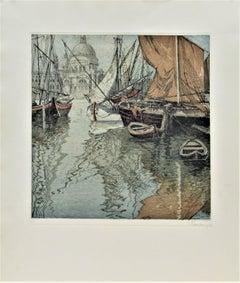 Venice Sailboats, Italy
