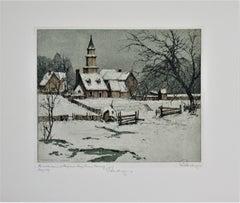 Williamsburg in Winter